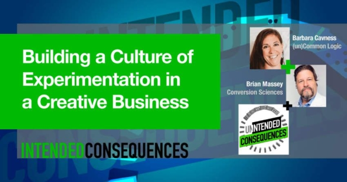 Building a Culture of Experimentation in a Creative Business